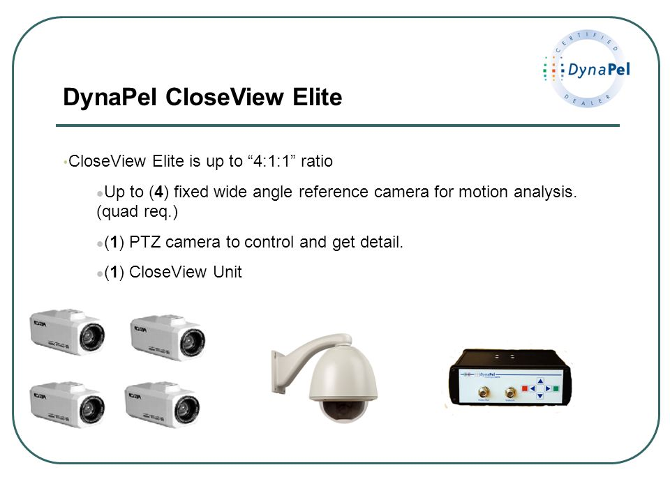 DynaPel CloseView Elite