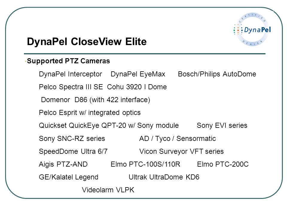 DynaPel CloseView Elite