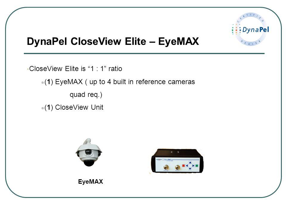DynaPel CloseView Elite – EyeMAX