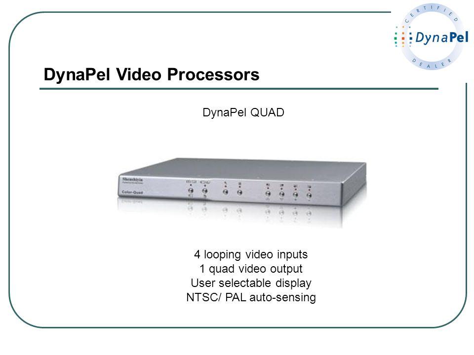 DynaPel Video Processors