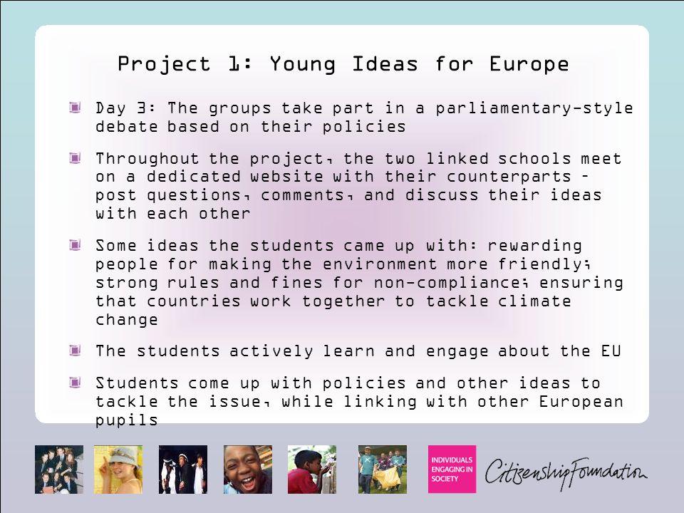 Citizenship Foundation Project Profile Presentation - ppt download