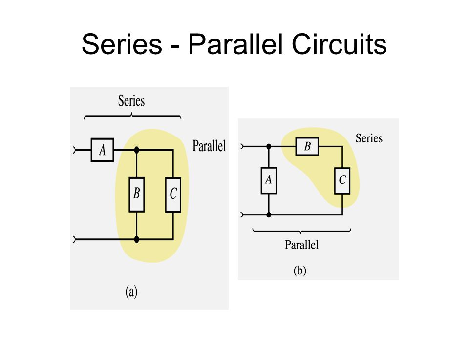 Series parallel circuit elements lab report