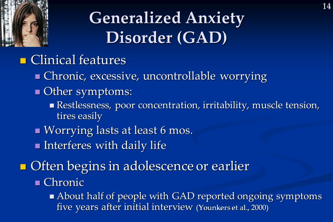 Dating Someone With Generalized Anxiety Disorder Tips & Advice
