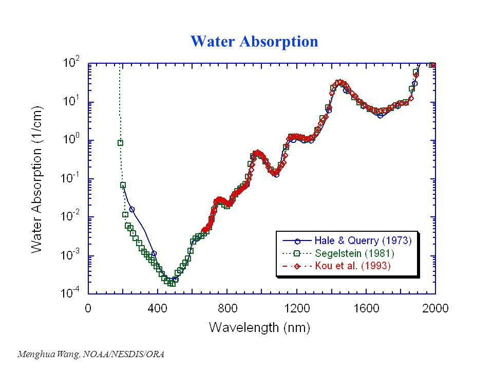 Water Absorption