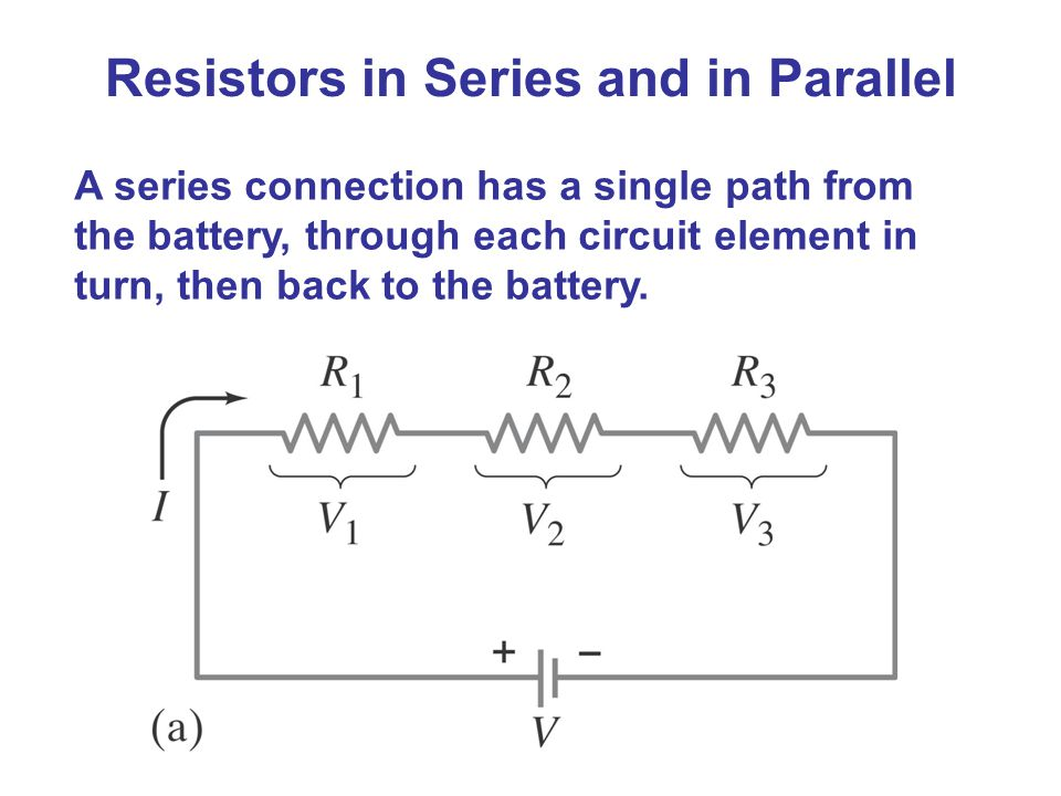 resistors in series and parallel essay There are some other benefits with series vs parallel for use of resistors, capacitors, and inductors as well particularly getting a desired or target value using them for semiconductor elements like diodes, transistors, etc have other effects.
