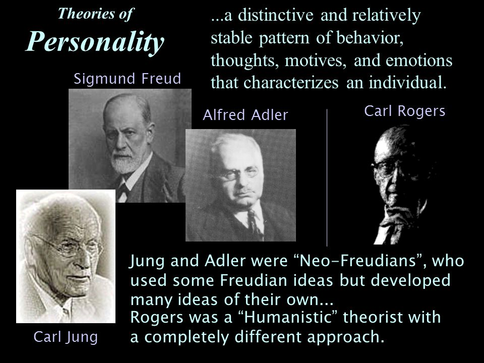 freud jung adler With freud, jung, adler and others, the modern psychological approach was   his contemporaries, such as freud and jung, marston was not interested in.