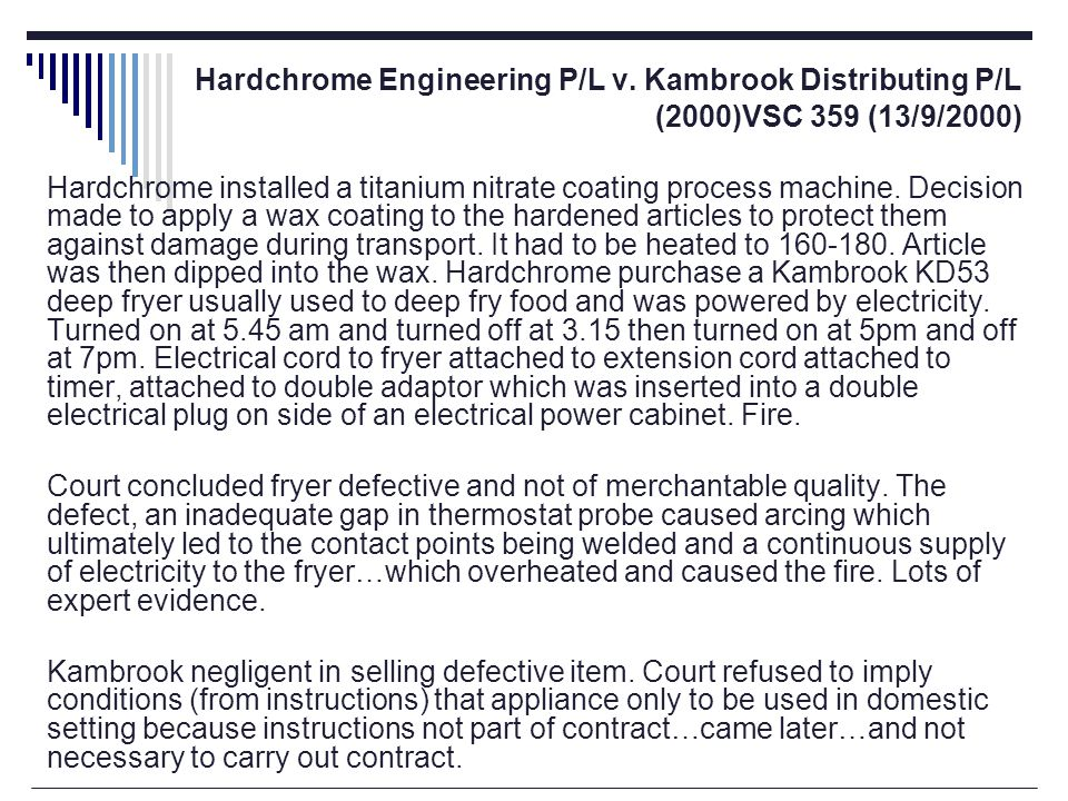 kambrook deep fryer instructions
