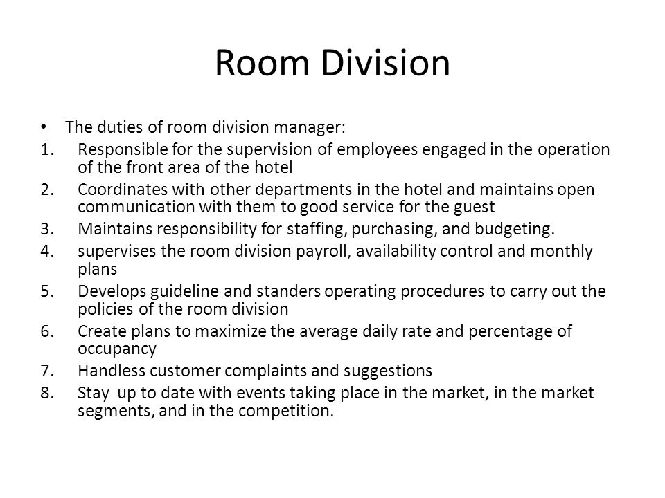 Front office operations ppt video online download - What is the role of an office manager ...