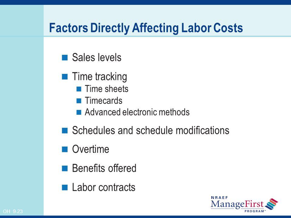 factors affecting employment relations Factors affecting employment relationship: and culture also affect the employment relations in a way that any to employment relationship (2.