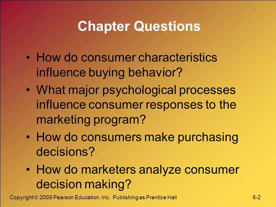 how technology influence consumer behavior Consumer behavior issues limitations in consumer knowledge or information processing abilities influence decisions (eg, technology, patents, market.