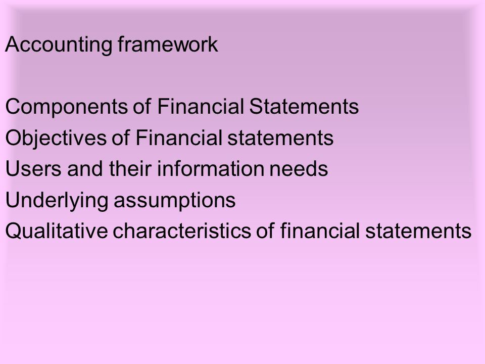 users of financial information and their informational needs essay Identify the method of collecting information that is best financial institutions, and engaged citizens in understanding the needs and assets of their.