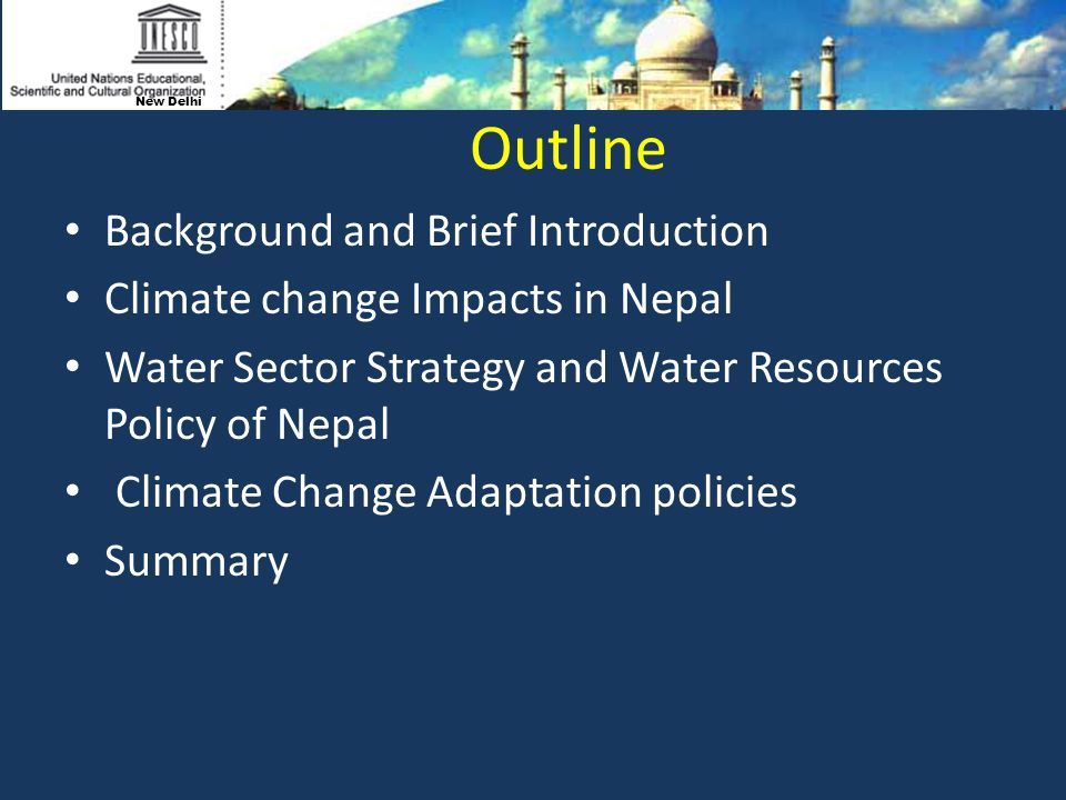 a brief introduction to climate change A brief introduction to climate disclosure in china  reporting climate change and environmental information in mainstream filings, and is working with.