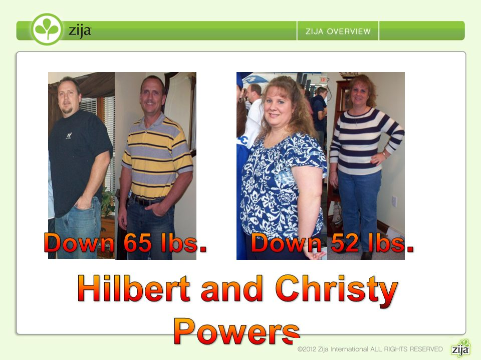Hilbert and Christy Powers