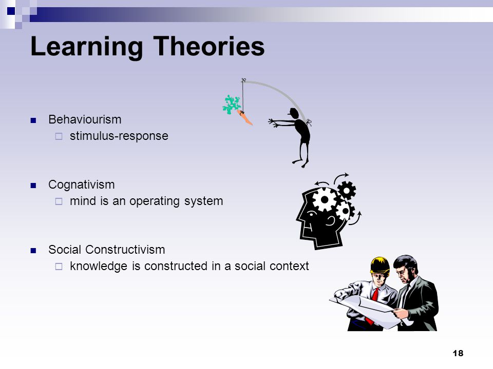 behaviourism theory of learning Behaviorist theory, which is basically a psychological theory in its essence, founded by jb watson, is actually a theory of native language learning, advanced in part as a reaction to traditional grammar.