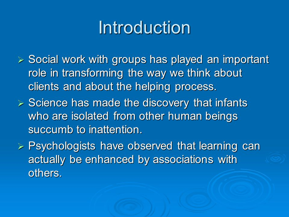 an introduction to group work practice pdf
