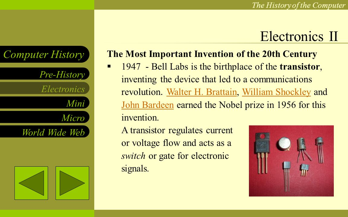 an analysis of the computers in the invention of the century 21st century information technology revolution  the invention of printing was the first big breakthrough in  images as in video and data as between computers.