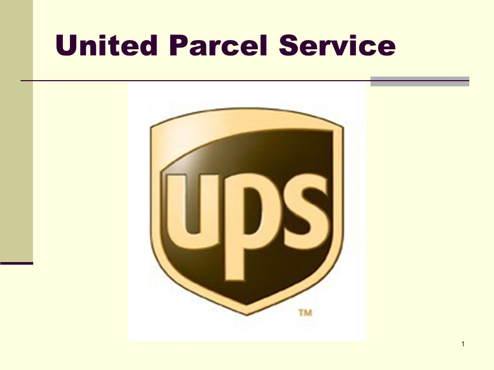 United Parcel Service of America Inc. v. Government of Canada, ICSID Case No. UNCT/02/1