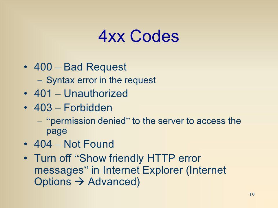 Http error code 400 - piano-games ga