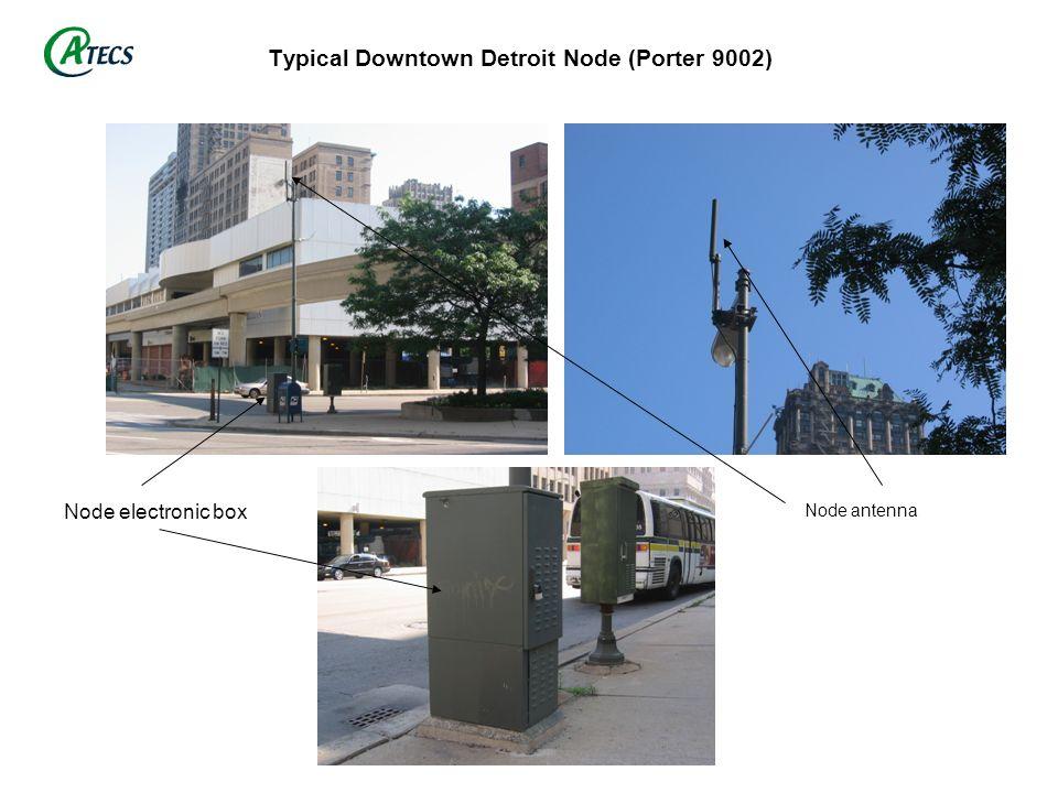 Typical Downtown Detroit Node (Porter 9002)