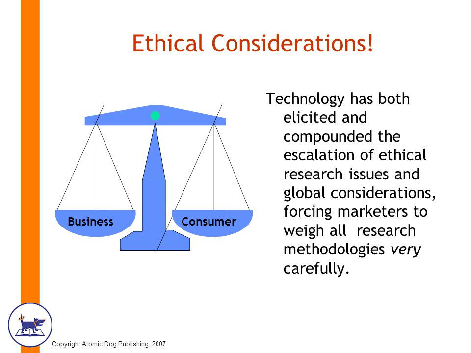ethical considerations in research methodologies Ethical considerations are of particular importance to sociologists because of the subject of  foundations a nd research sssocfr2: research methodologies.