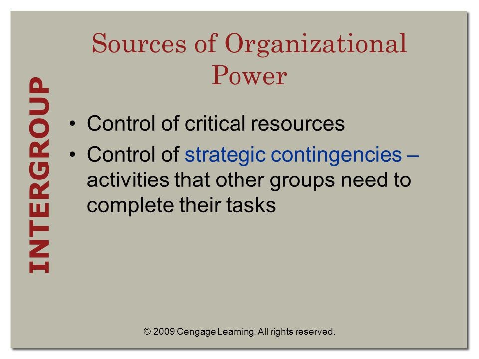 what are the sources of bureaucratic power Subordinates in this standard view, information is the source of bureaucratic power there is a second basis of bureaucratic power, however, that the liter- ature overlooks precisely because the authorities are elected, bureaucrats can take political action—especially if organized by public sector unions—to influ- ence who.
