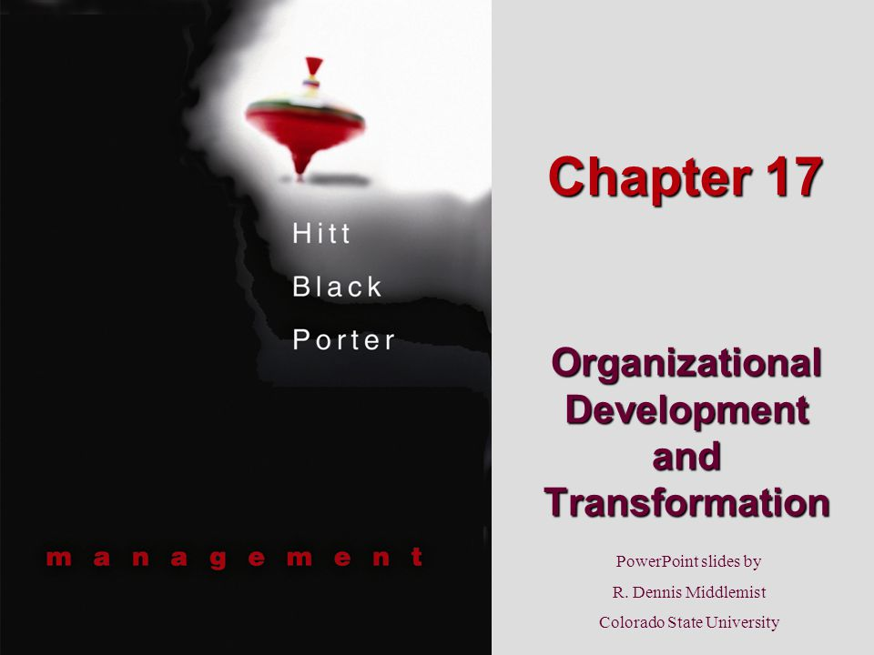 organizational development ppt