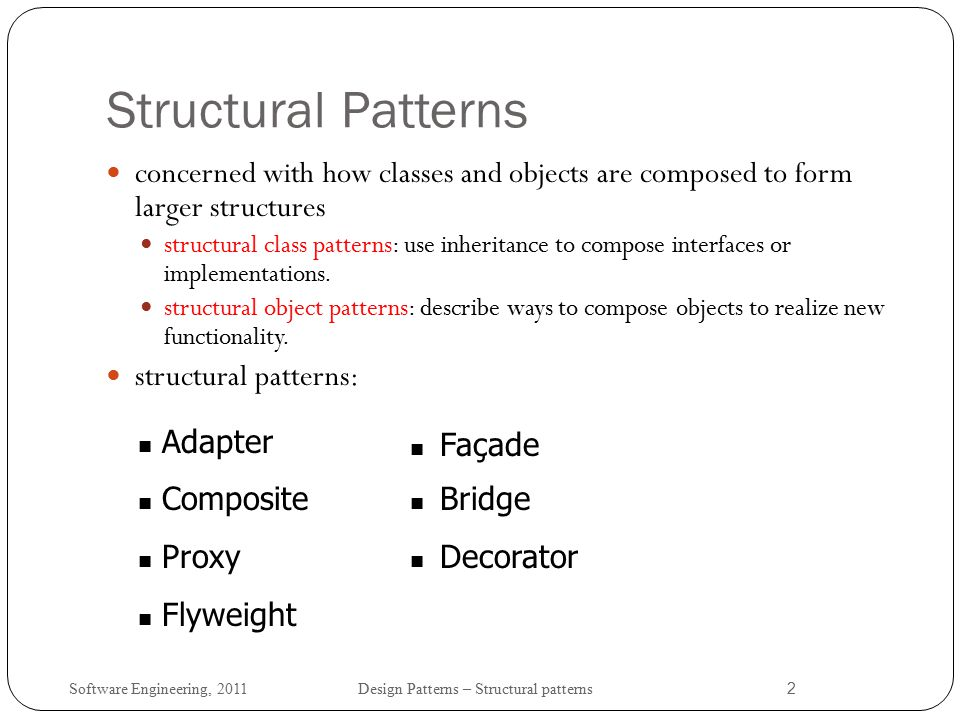 design patterns in software engineering pdf