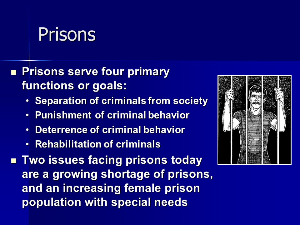 Deviant behavior and social control ppt video online download - Gardening in prisons plants and social rehabilitation ...