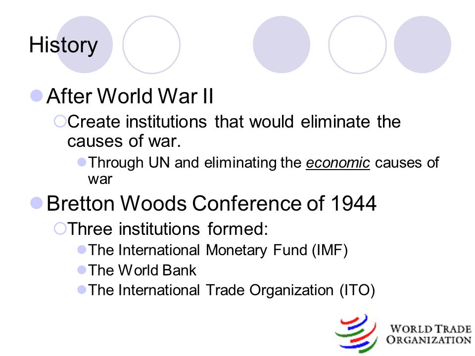origin of world bank and imf relationship