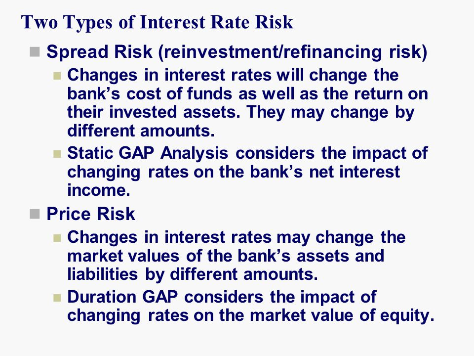 Price Risk vs. Reinvestment Risk in Fixed-income Investing