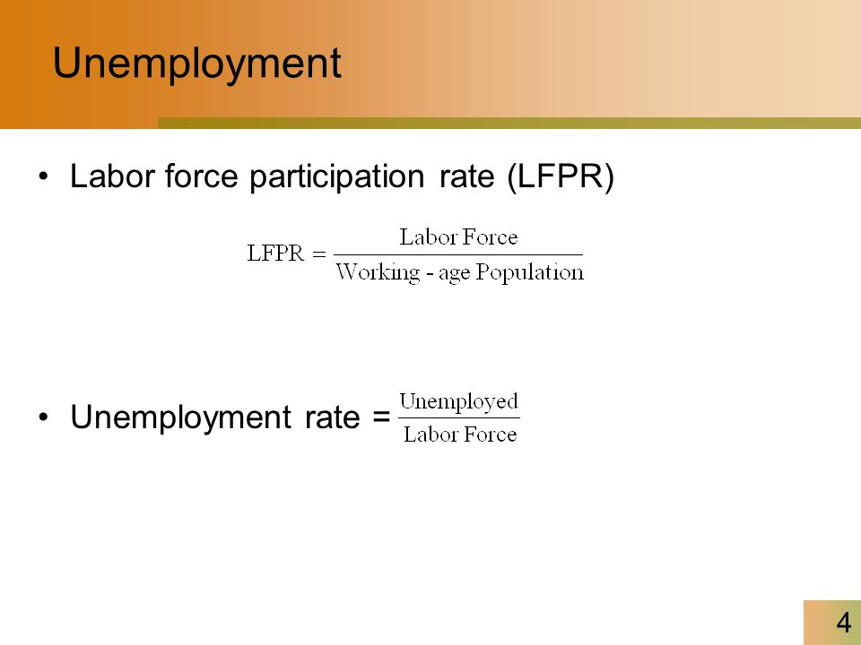 the labour force and unemployment economics essay (10) labour market reforms are supply-side policies such as  unemployment  benefits can often deter economic growth as they provide a disincentive to.