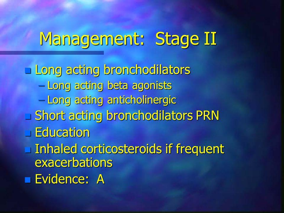 Short acting bronchodilator