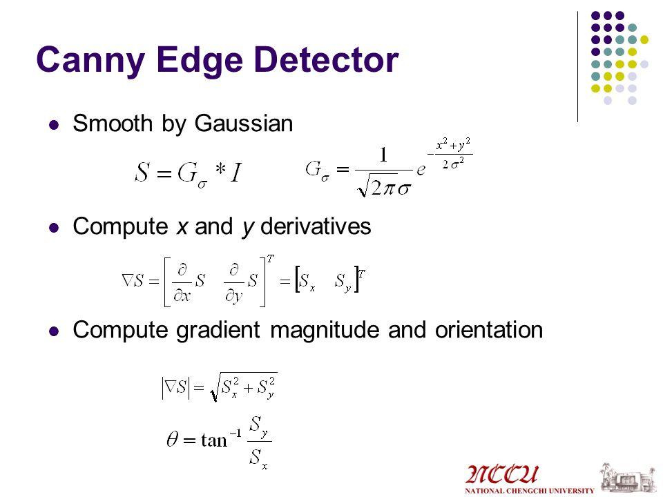 canny edge detection algorithm pdf
