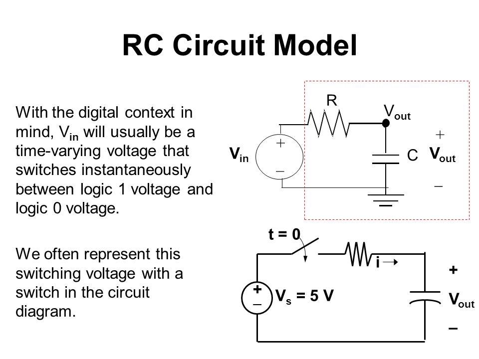 transient excitation of first-order circuits - ppt video ... rc carburetor diagram #8