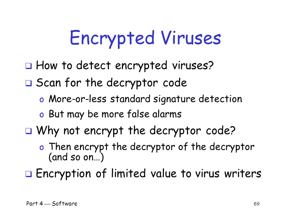 Software and Security Part 4 Software ppt download