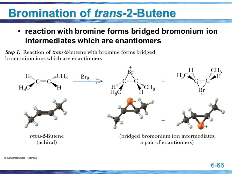 bromination of trans stilbene to form Forms indicate that, while the h-1, h-2, h-4 and h-6 pro-tons are unaffected as a result of complexation, the h-3 and  bromination of trans-stilbene in solution.