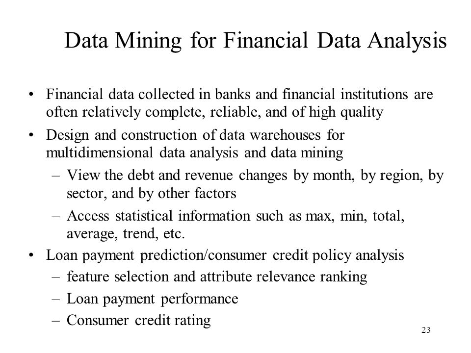 financial data analysis The annual financial report provides a summary of financial activities for the school year under the law, school districts and certain schools are required to report financial data to the louisiana department of education by september 30 annually.
