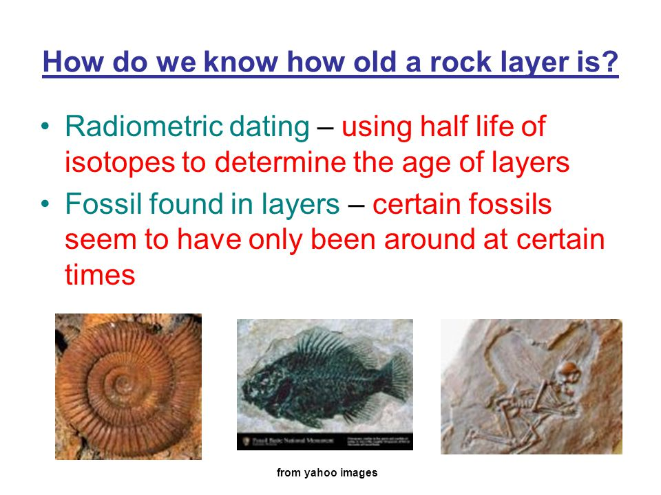 how do we know radiometric dating works Argon/argon dating works  the only way scientists know radiometric dating  if the earth were young this is exactly what we would expect if radiometric.