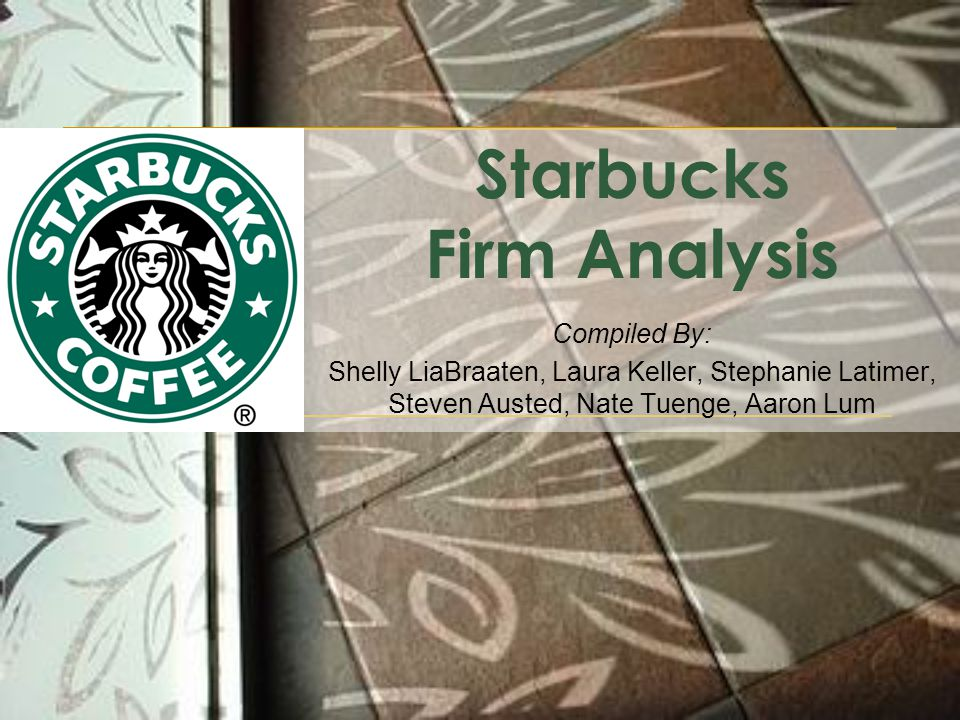 starbucks stakeholder analysis Corporate responsibility (2) stakeholder perspective obesity and fast food use the stakeholder analysis to look at the impact of fast food (eg macdonald's) on each stakeholder group should the sale/marketing of fast food be regulated/ restricted.