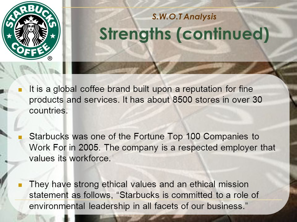 analysis of ethical values in ethical companies Solae ethical and moral practices are inspired by the company's core value which mostly concentrate on what the company is and what it is stand for, solae top executives believes the strength of the company begins with a deep commitment to ethics from the top to bottom in the company, ethical behaviour is one of the core values at solae, which .