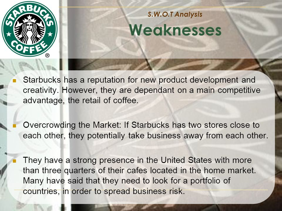 starbucks risk analysis Starbucks' sbux stock has been on a tear it's up 70% in the past six months, and 30% in the.