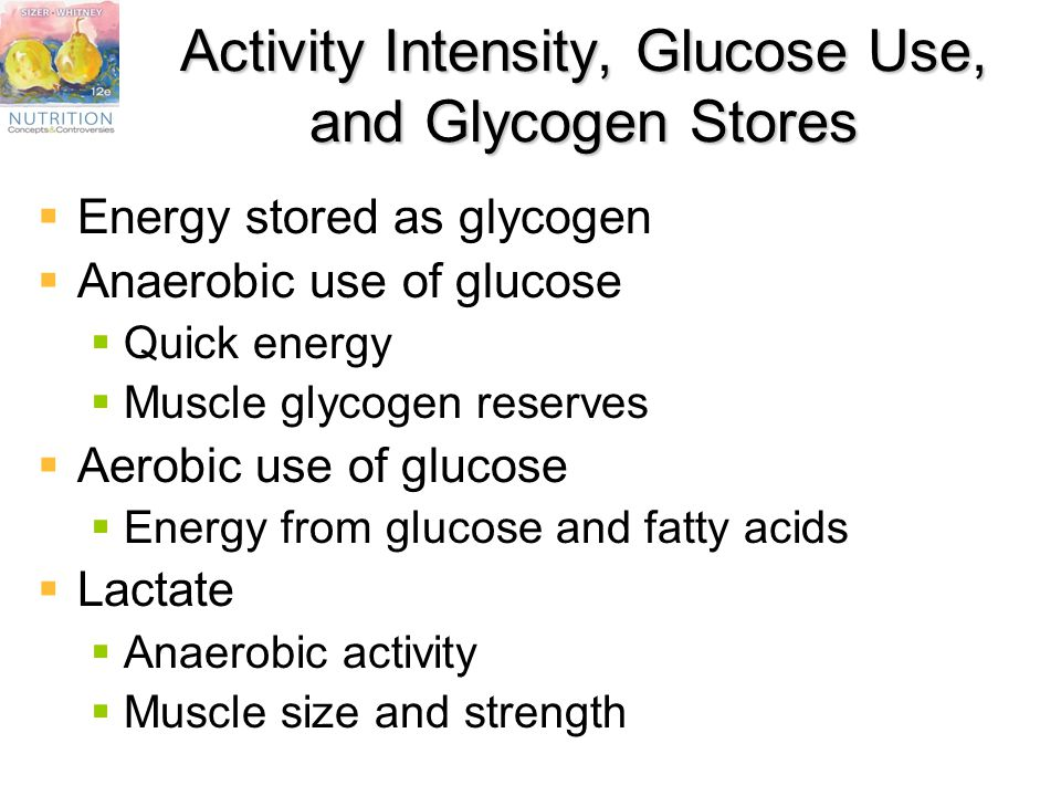 Chapter 10 Nutrients, Physical Activity, and the Body's ...