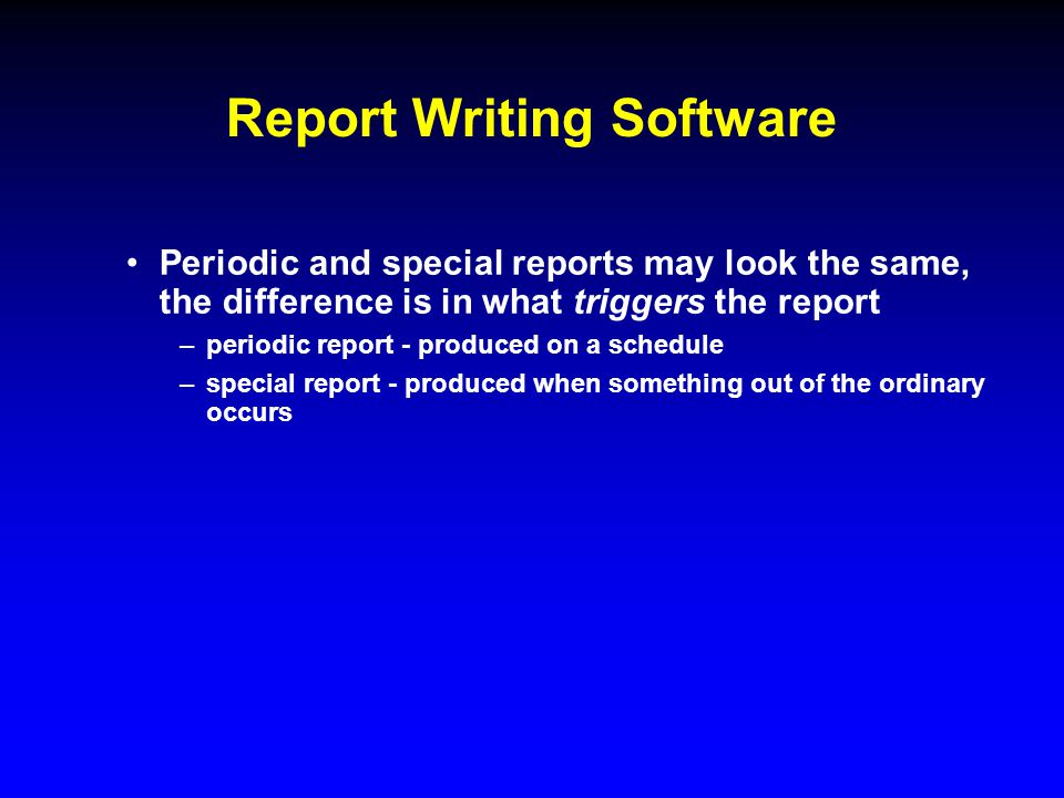 report writing software Sap crystal solutions allow individual users as well as small and medium-sized businesses to leverage a scalable on-premise analytics tool you can start small and grow as you need with an easy to implement, quick to learn and easy to use solution.
