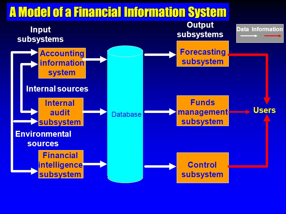 Examples of Accounting Systems