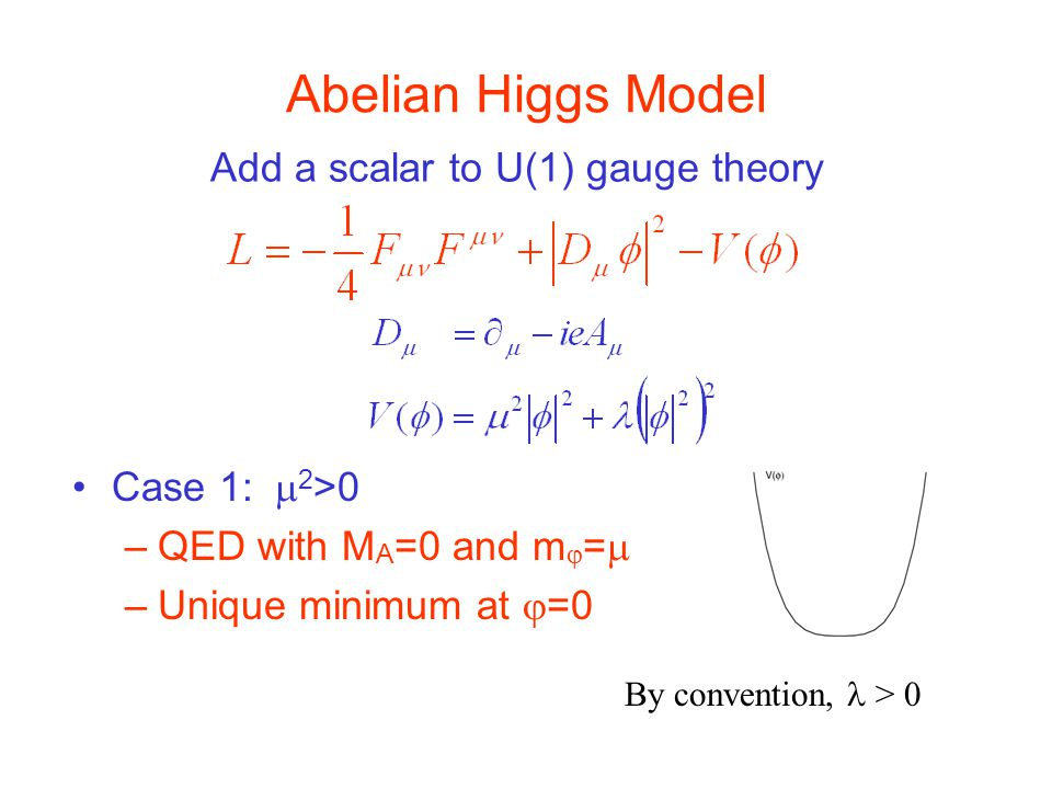 Introduction to the Higgs Sector - ppt video online download