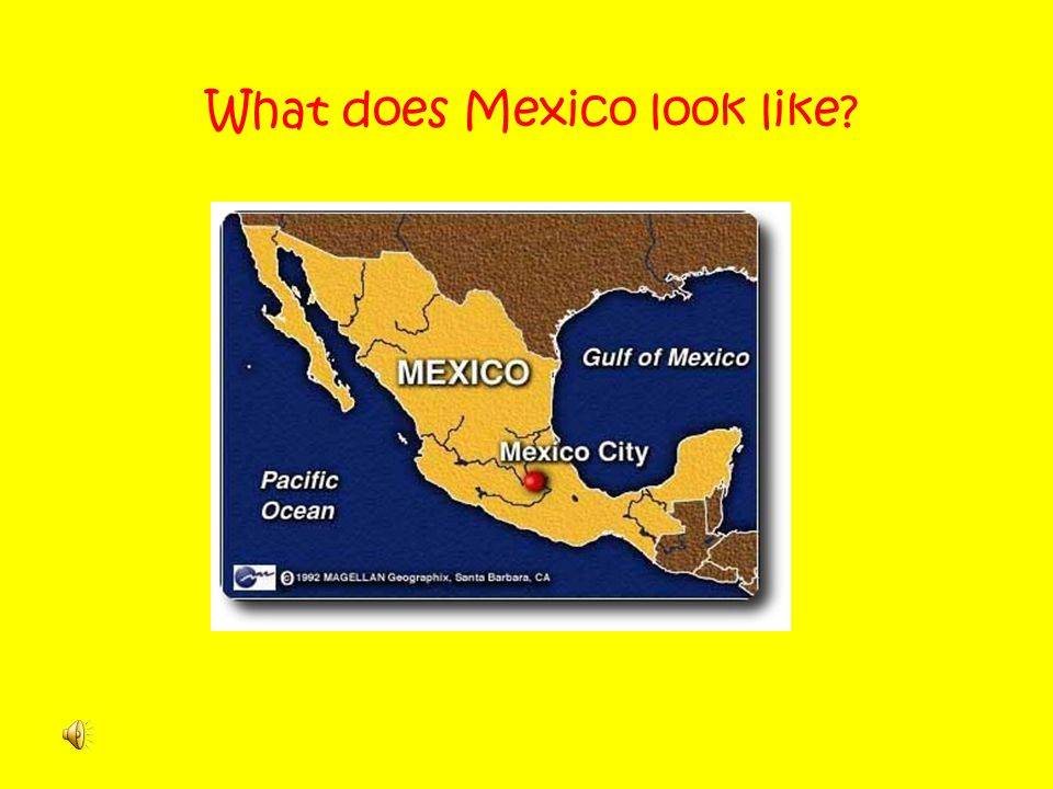 What does Mexico look like