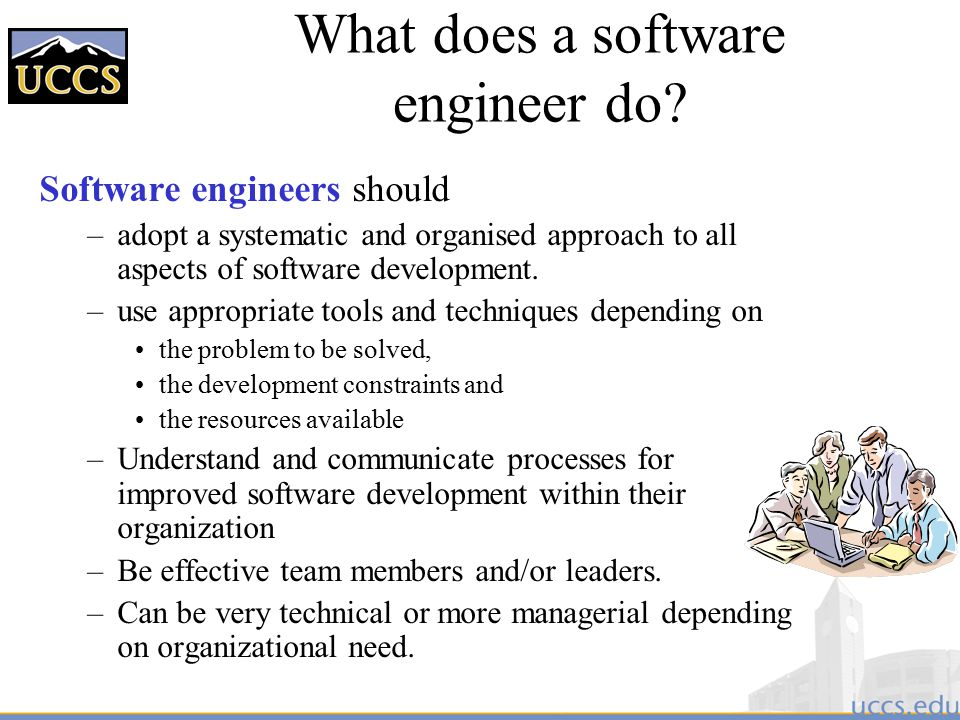 an overview of the aspects of software engineering Computer-aided software engineering (case) is the use of software tools to assist in the development and maintenance of software  all aspects of the software .