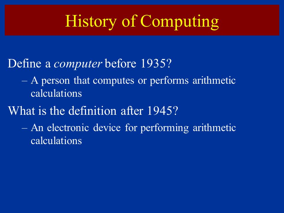 a history of the personal computer and computing devices The history of the computer keyboard  the history of the modern computer keyboard begins with a direct  handheld devices introducing mobile computing.
