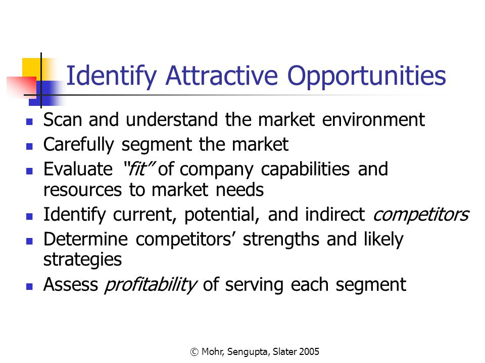 identify marketing opportunities conair The start of any marketing strategy is market research find and crunching the numbers to give insight into market size and opportunity.