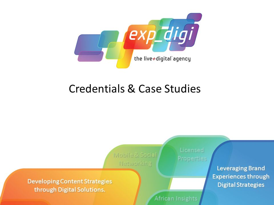 Leveraging Brand Experiences through Digital Strategies